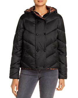 Scotch & Soda - Hooded Puffer Jacket