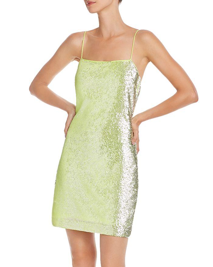 Endless Rose - Sequined Slip Dress