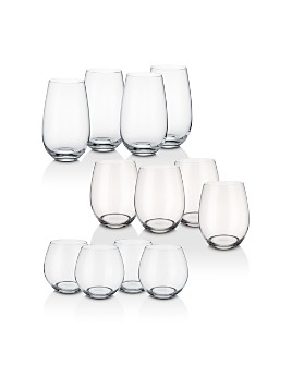 Villeroy & Boch - Entrée Stemless Wine 12-Piece Set