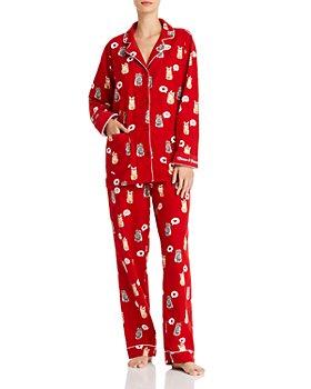 PJ Salvage - Printed Cotton Pajama Set