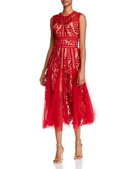 BRONX AND BANCO - Saba Lace Midi Dress