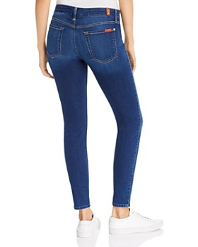 7 For All Mankind - Skinny Maternity Jeans in New Luxe Duchess