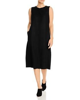 Eileen Fisher - Wool Tank Dress