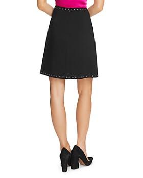 VINCE CAMUTO - Studded Mini Skirt