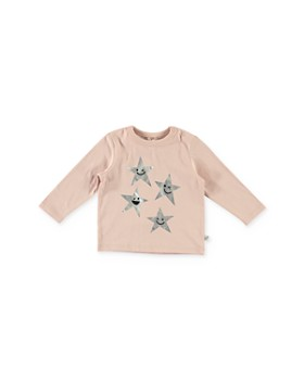 Stella McCartney - Girls' Smiley Star Tee - Baby