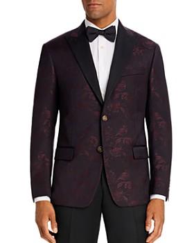 Robert Graham - Floral Jacquard Classic Fit Dinner Jacket