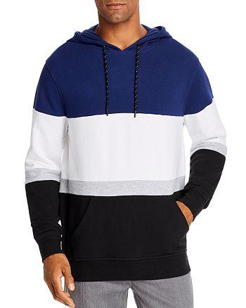 Pacific & Park - Color-Block Hooded Sweatshirt - 100% Exclusive