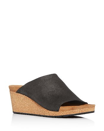 Birkenstock - Women's Papillio by Birkenstock Namica Wedge Slide Sandals