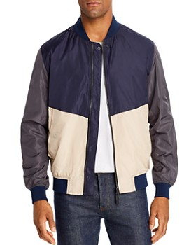 Sovereign Code - Kyle Colorblock Bomber Jacket