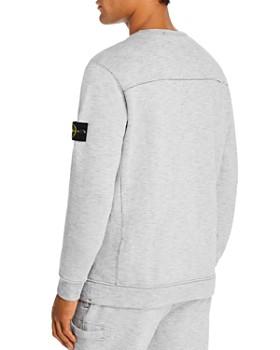 Stone Island - Heathered Crewneck Sweatshirt