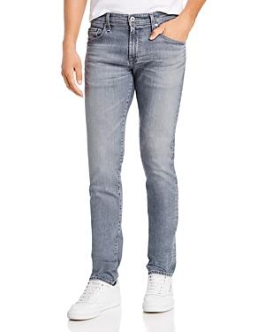 Ag Tellis Modern Slim Fit Jeans in Courier-Men