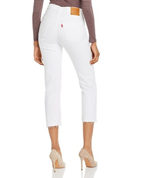 Levi's - Wedgie Straight Jeans in Cold Feet - 100% Exclusive