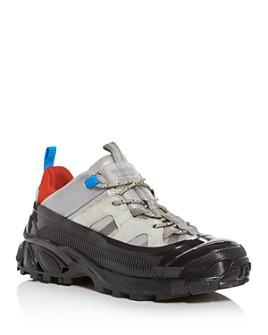 Burberry - Men's Gallica Story Monogram Low-Top Sneakers