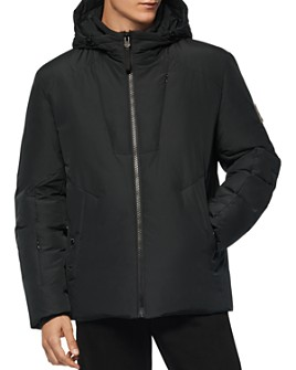 Marc New York - Hooded Down Jacket