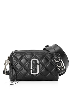 Marc Jacobs Softshot 21 Quilted Crossbody