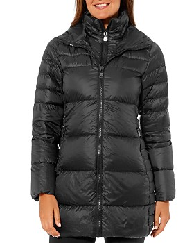 VINCE CAMUTO - Packable Down Coat
