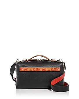 MCM - Milano Small Boston Leather Crossbody