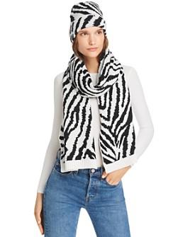AQUA - Zebra Hat & Scarf - 100% Exclusive