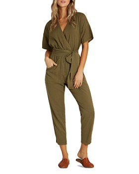 Billabong - High Flyer Crossover Jumpsuit