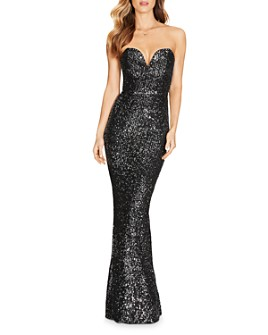 Nookie - Fortune Sequin Gown