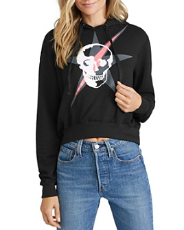 CHRLDR - Star Skull Hooded Sweatshirt