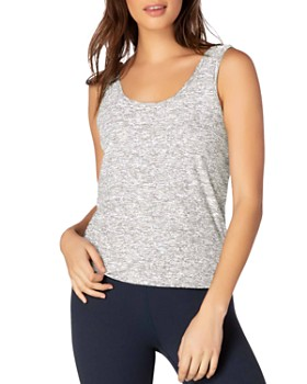 Beyond Yoga - All Day All Night Twist-Back Tank