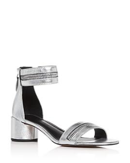Rebecca Minkoff - Women's Ortenne Block-Heel Sandals