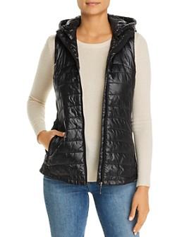 Fillmore - Hooded Puffer Vest