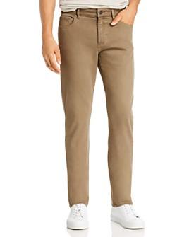 DL1961 - Russell Straight Slim Jeans in Oak Moss