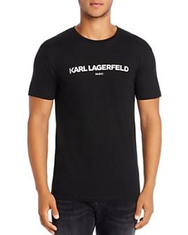 KARL LAGERFELD PARIS - Graphic Logo Tee