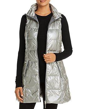 Fillmore - Packable Long Down Puffer Vest