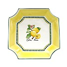 """Villeroy & Boch """"French Garden"""" Square Bowl, Large"""