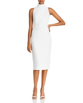 Jay Godfrey - Newton High Neck Sheath Dress