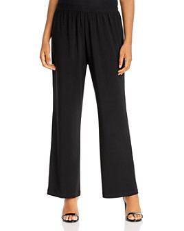 Caroline Rose Plus - Straight Knit Pants
