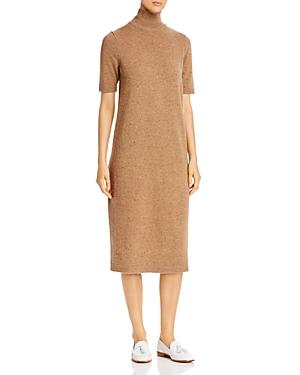 Lafayette 148 Dresses WOOL SWEATER DRESS