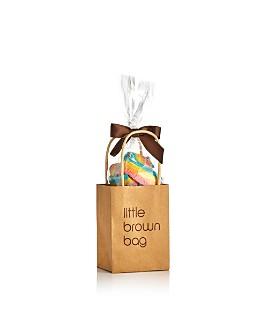 Bloomingdale's - Little Brown Bag, Rainbow Belts - 100% Exclusive