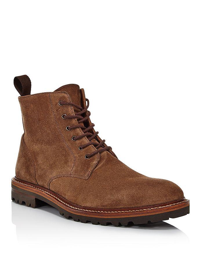 Aquatalia - Men's Leaston Suede Boots
