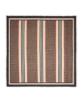 Burberry - Stripe Scarf
