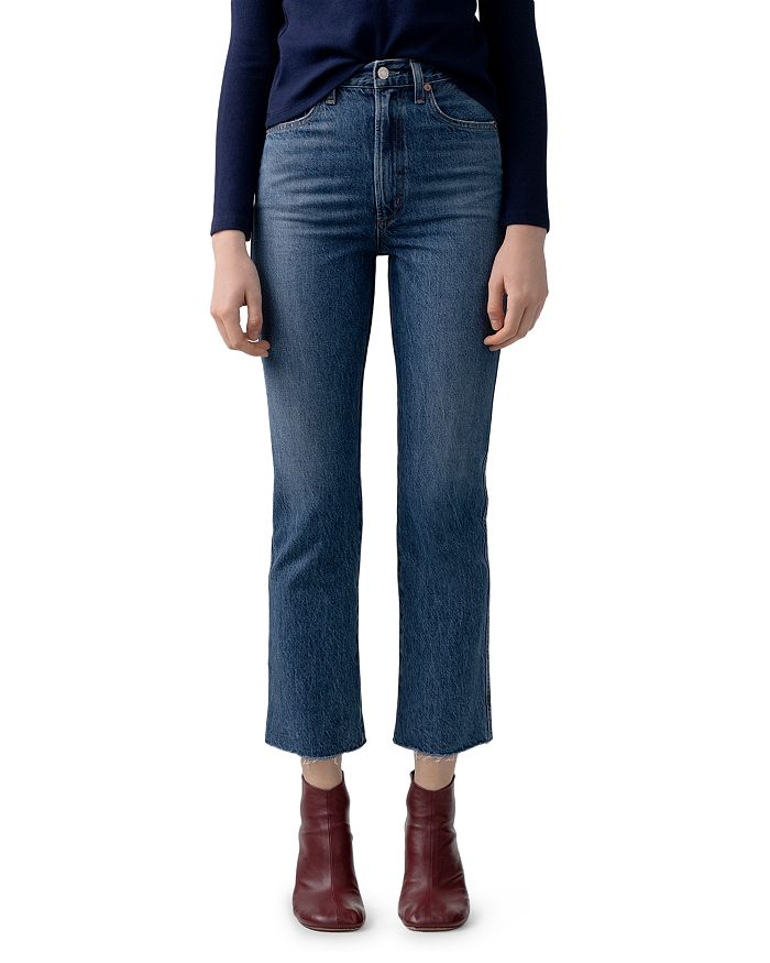 AGOLDE - Pinch Waist Jeans in Symbol