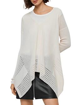 ALLSAINTS - Mara Handkerchief-Hem Sweater