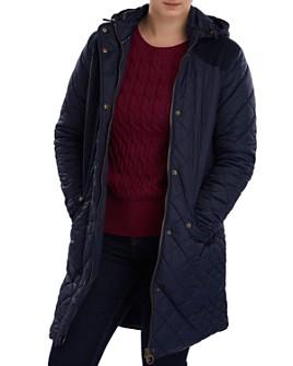 Barbour - Burne Quilted Jacket