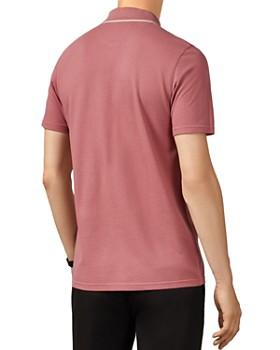 Ted Baker - Flava Piqué Regular Fit Polo Shirt