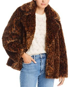 Joie - Kisha Faux Fur Jacket