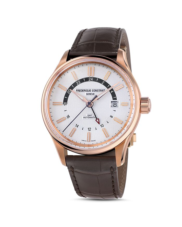 Frederique Constant - Yacht Timer GMT Watch, 42mm