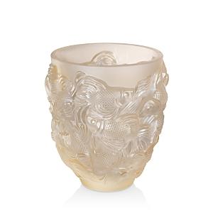 Lalique Rosetail Vase