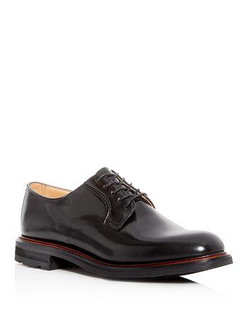 Church's - Men's Woodbridge Leather Plain-Toe Oxfords