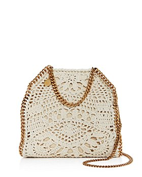 Stella McCartney - Mini Crochet Tote