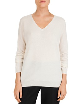 Gerard Darel - Sheilby Cashmere V-Neck Sweater