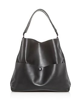 Callista - Grace Medium Slim Leather Tote