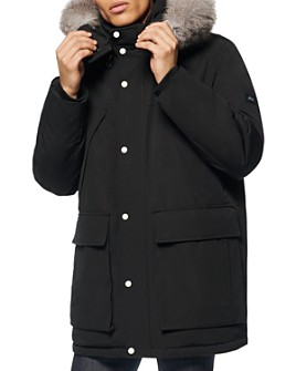 Andrew Marc - Amersham Fur-Trim Down Parka